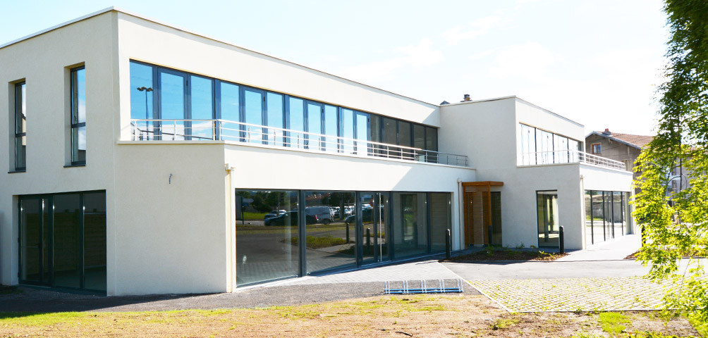 AME | architecture : Bureaux à Tomblaine