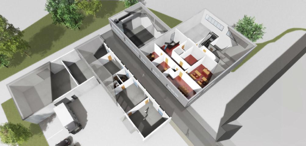 AME | architecture : Etablissement d'un programme