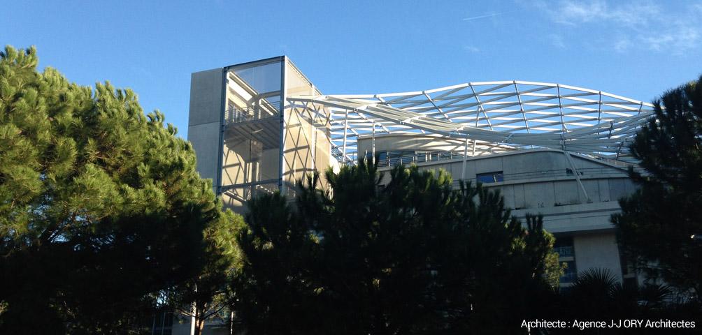 AME | architecture : Mission Pilotage B au Palais des Congrès