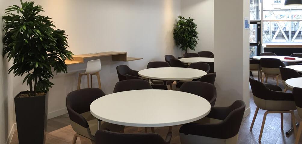 AME | architecture : Aménagement d'une salle de conférence
