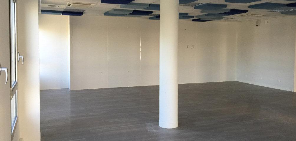 AME | architecture : Rénovation d'un immeuble de bureaux