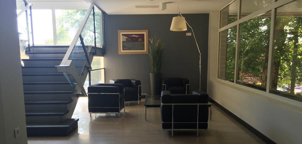 AME | architecture : Réaménagement d'espaces de bureaux
