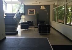 Réaménagement d'espaces de bureaux
