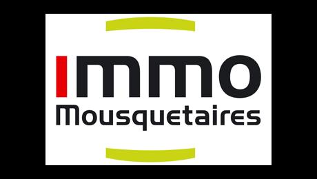 AME | architecture - Partenaires : Immo mousquetaires