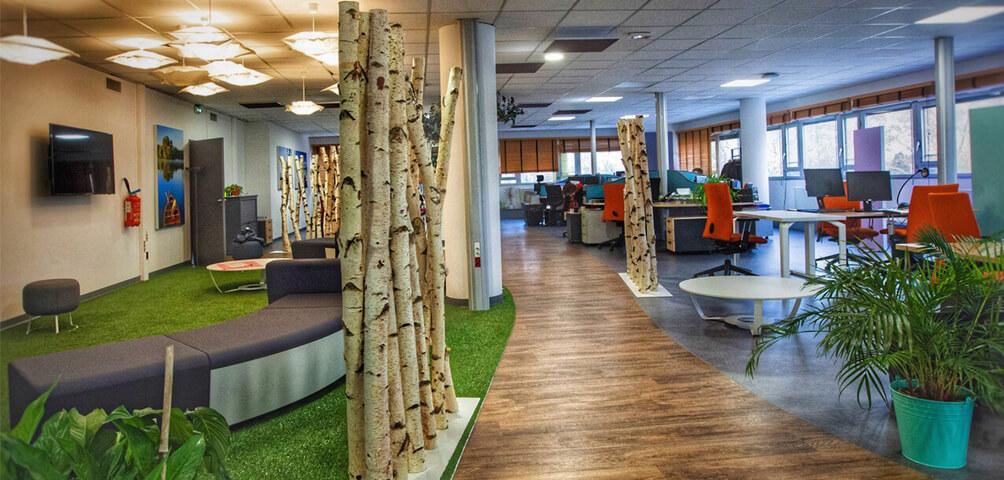 AME | architecture : Réaménagement de 3 plateaux de bureaux
