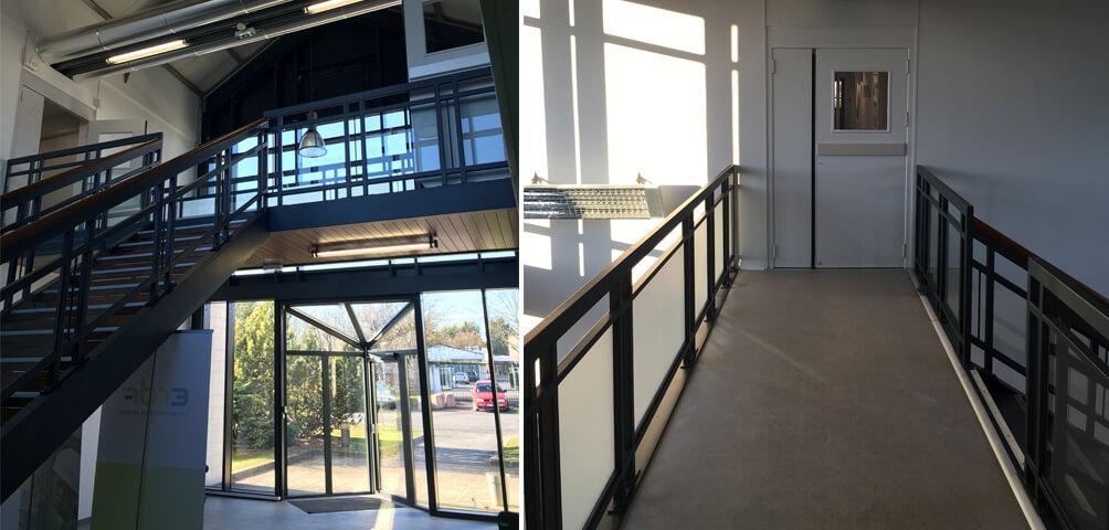 AME | architecture : Réhabilitation du site Farman