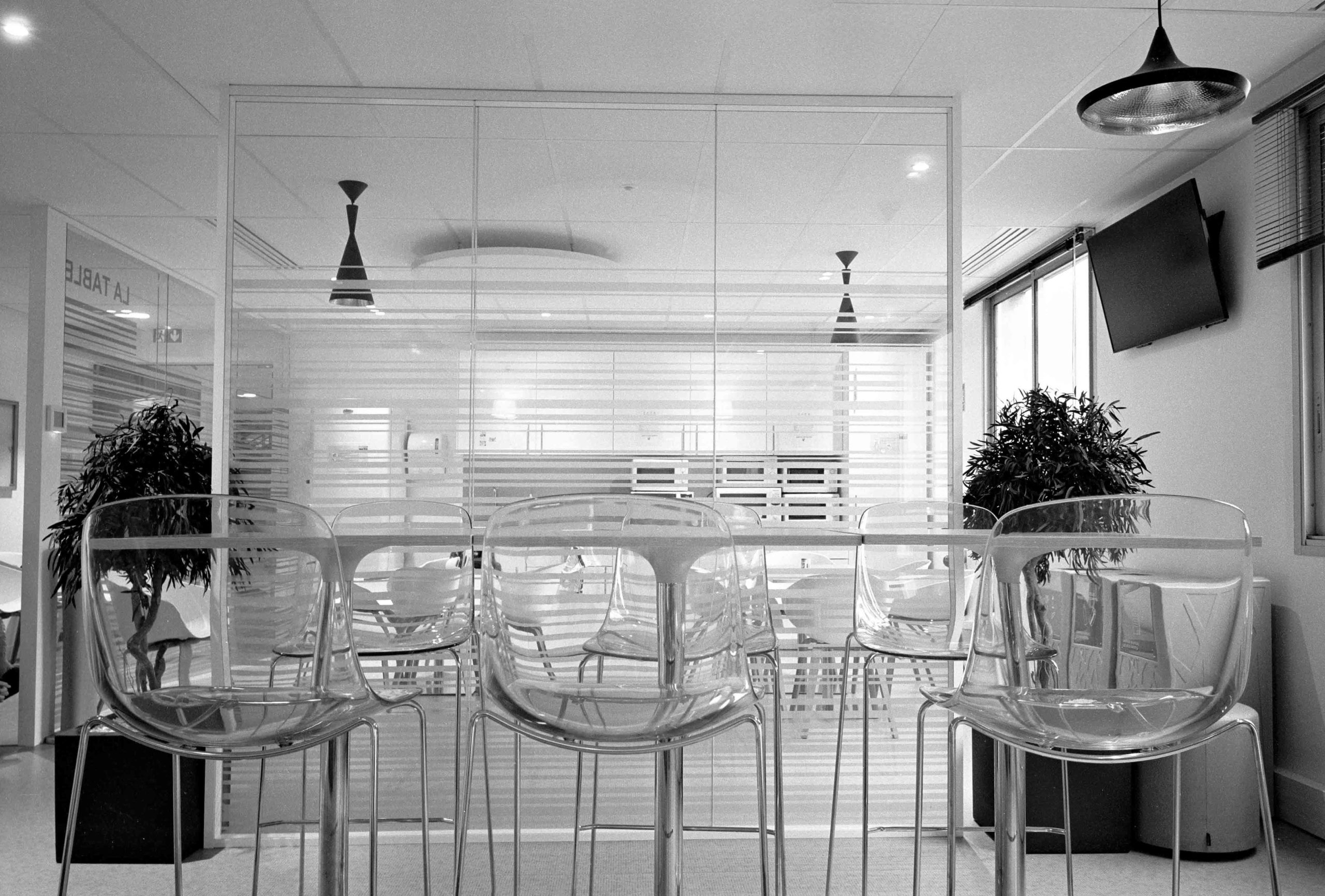 bureau table et chaises